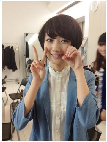 波瑠の髪型が可愛い NHK朝ドラあさが来た主演女優の波瑠って?