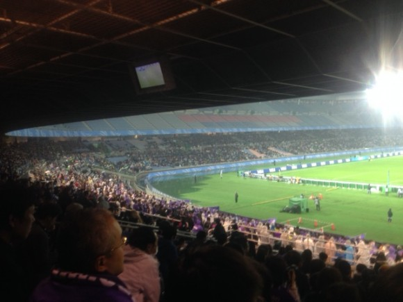 座席 横浜国際総合競技場