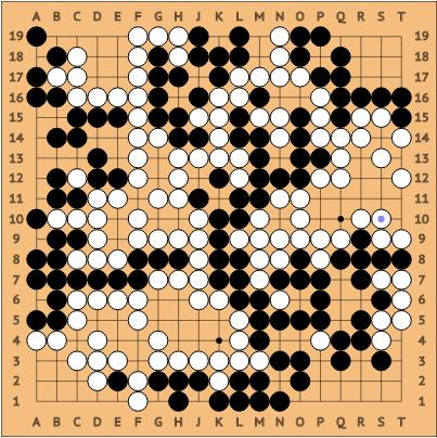 第5局 セドル AlphaGo