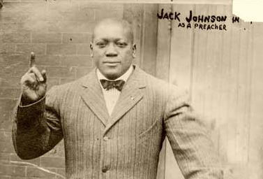 黒人初ボクシング世界ヘビー級王者 ジャックジョンソンのボクサー人生