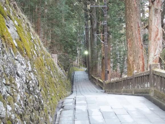 榛名神社 歩く
