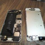 iPhone5 バッテリー交換 方法