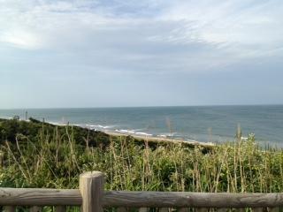 鹿島灘海浜公園 海岸 風景