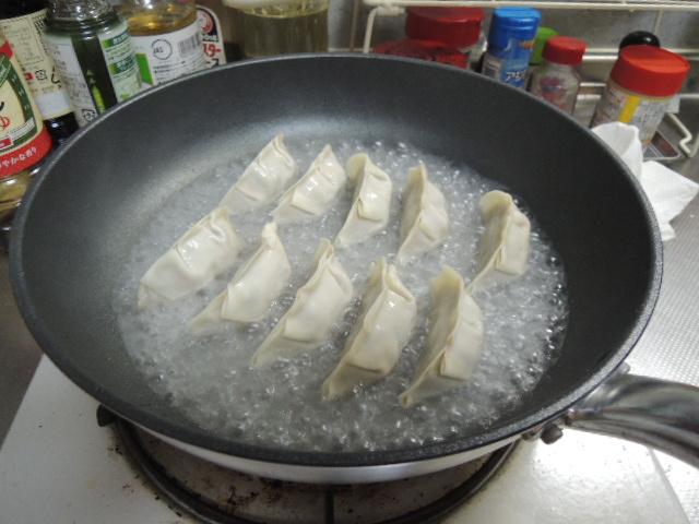 ひろしま餃子226 作り方 焼き方