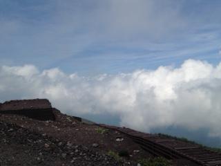富士山 登山 吉田ルート