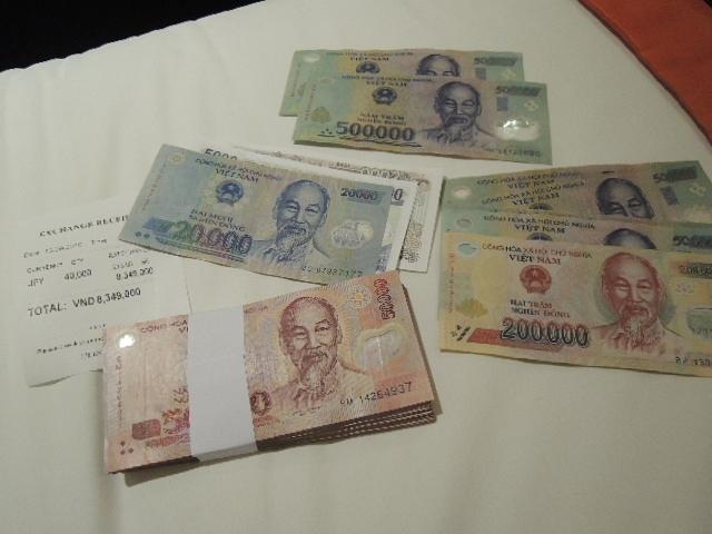 ベトナム語 通貨ドンの種類&数字の単位と読み方まとめ