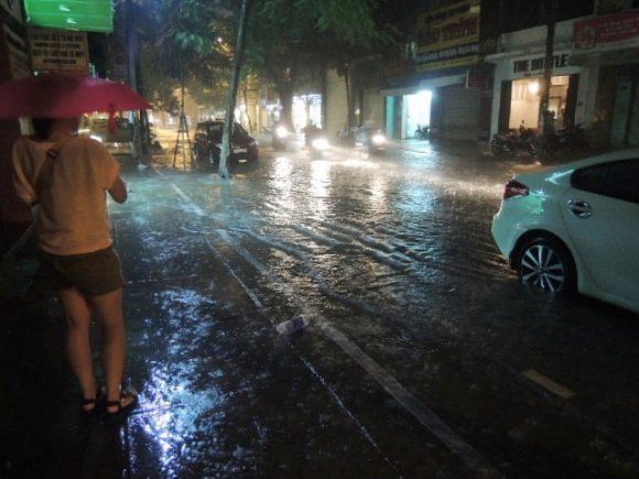 ダナン 天気 大雨