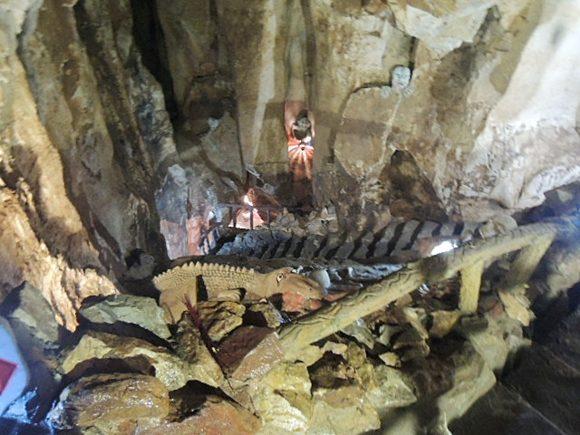 五行山 鍾乳洞