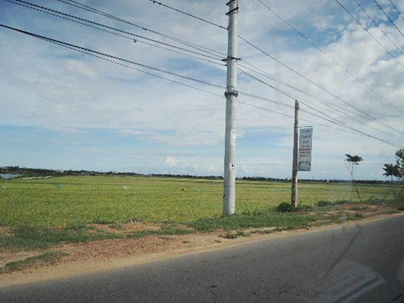 ホイアン 景色