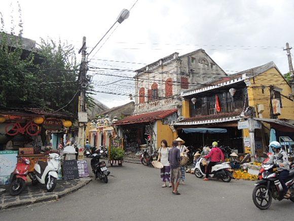 ホイアン 旧市街