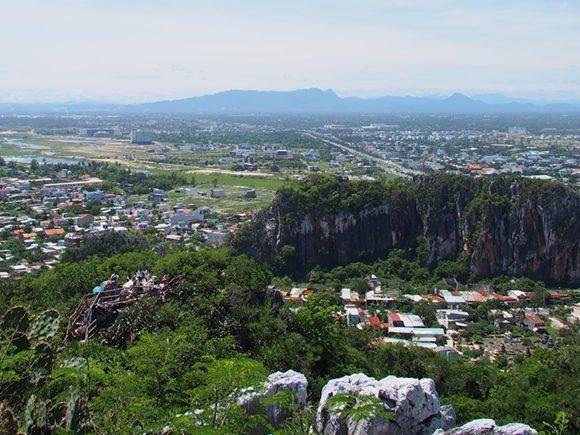 五行山 展望 景色