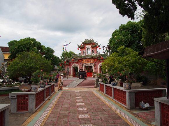 ホイアン 建築 中華