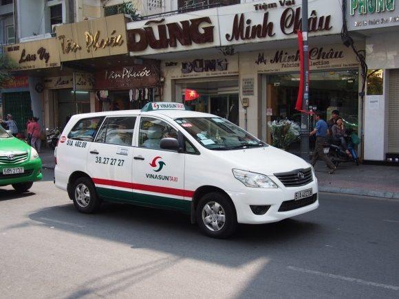 VINASUNタクシー