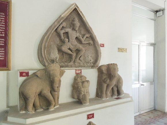 チャンパ王国 遺跡