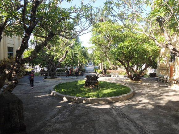チャム彫刻博物館 ダナン