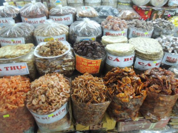 ハン市場 食材