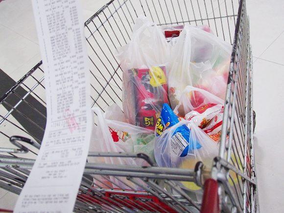 ダナン スーパー 買い物